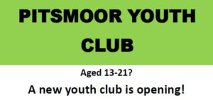 Pitsmoor youth club opening @ The Welcome Centre