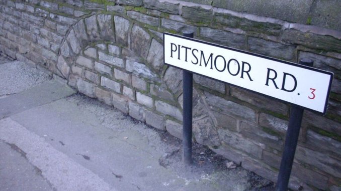 Pitsmoor Road - Ray Black