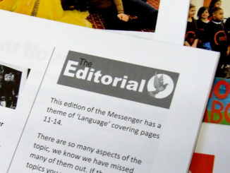The Editorial April 2019