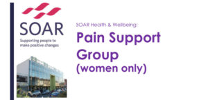 Pain Support Group (women only) @ Sorby House