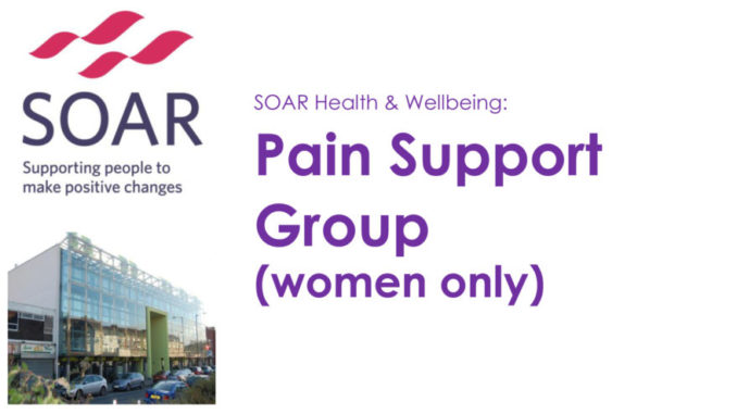 SOAR Pain Support Group - women only