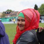 Lady spectator at Somaliland