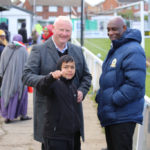 Patrick Meleady and Uriah Rennie