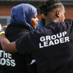 Big Brother Burngreave - 'the boss' and 'group leader'