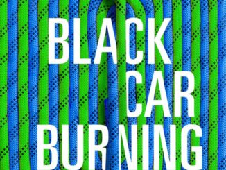 Black Car Burning cover