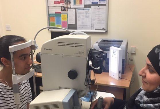 NHS Diabetes Screening Test