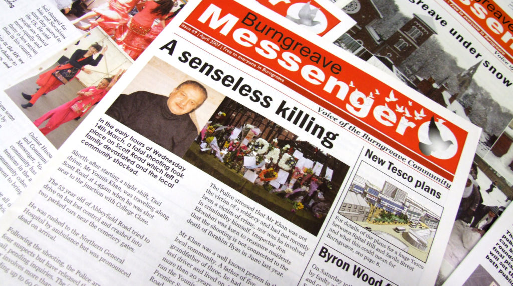 Issue 69 – A senseless killing