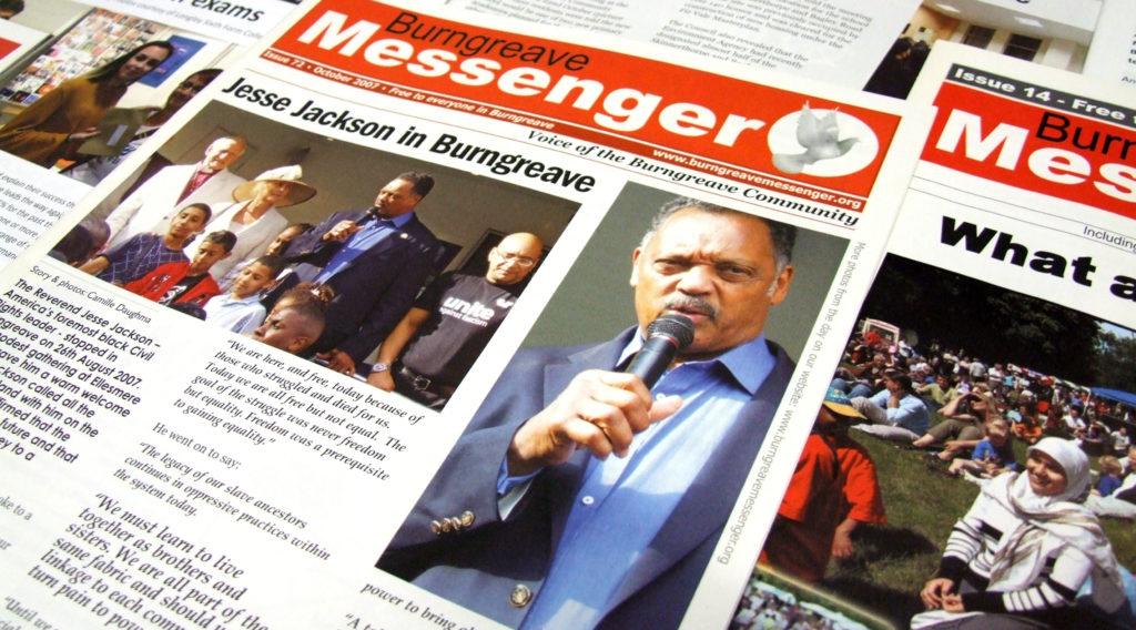 Issue 72 - Jesse Jackson