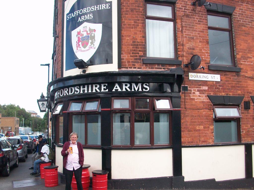 Staffordshire Arms pub