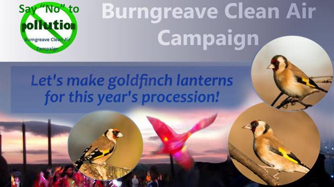 lantern workshops clean air campaign