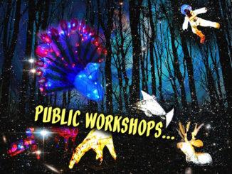 Public lantern workshops