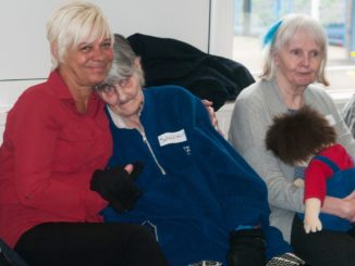 Dementia Cafe care