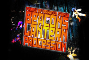 Beacons Lantern Procession 2019 @ Parkwood Springs