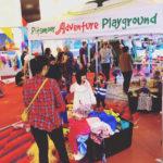 Fun Palaces Adventure Playground stall
