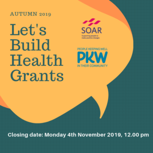 SOAR Let's Build Health Grants