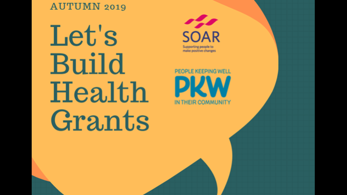 SOAR health grants featured