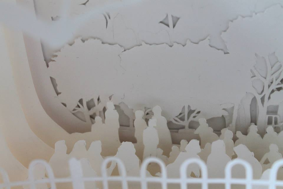 Kim Bevan paper craft 3