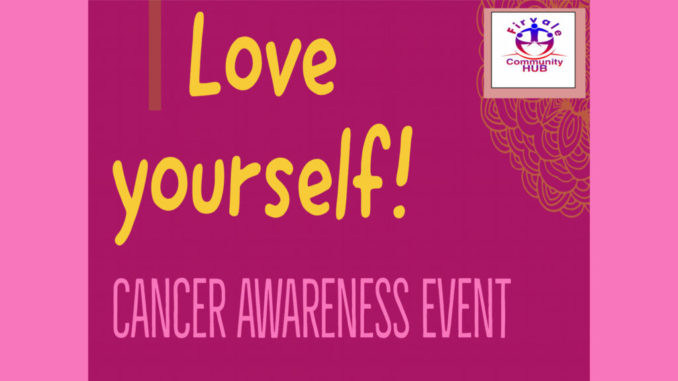Love Yourself cancer awareness