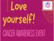 Love Yourself cancer awareness