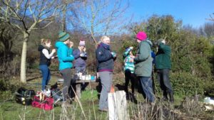 Be a green man or woman at the Forest Gardening tidy up @ Parkwood Springs