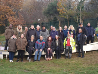 Pitsmoor Adventure Playground Staff Team Photo