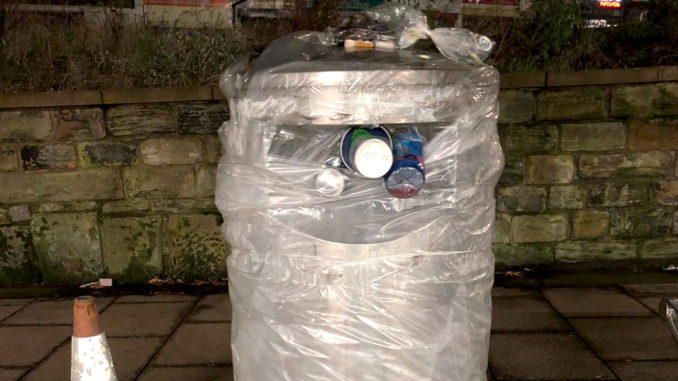 Shrink wrapped bin featured image