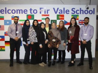 Fir Vale School Staff Photo