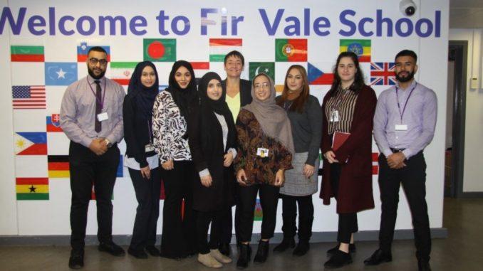 Fir Vale School Staff Photo