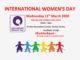 International Women's Day Verdon Rec 2020