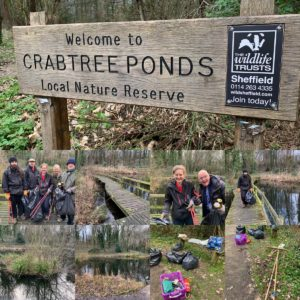 Crabtree Ponds montage
