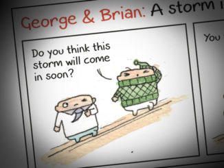George and Brian featured March2020