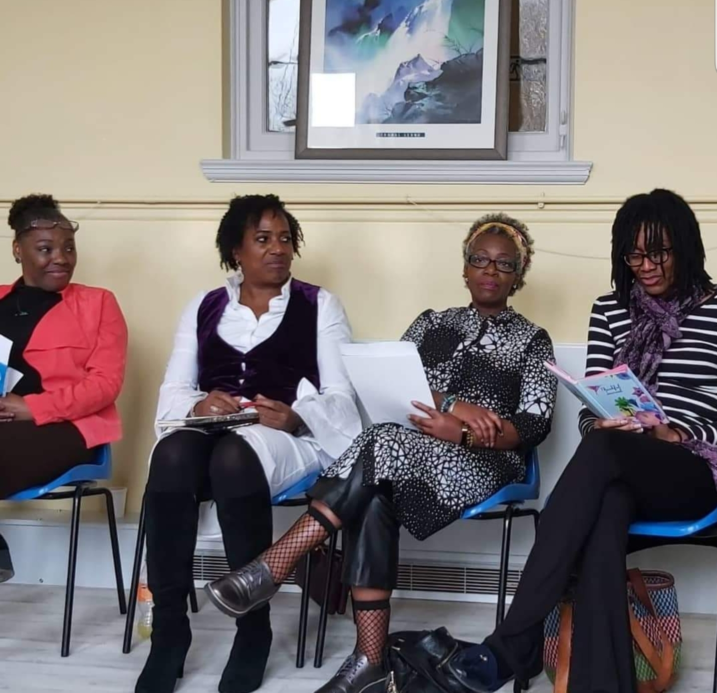 Northern Women of Colour IWD conference 3