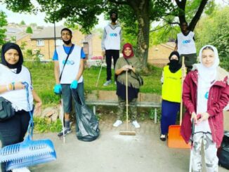 Ellesmere litter pick