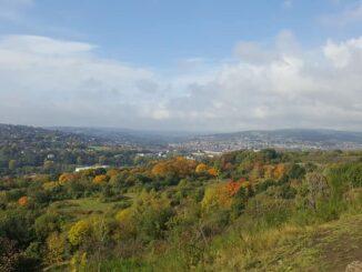 Parkwood Springs view