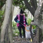 Pitsmoor Pickers: picking up litter