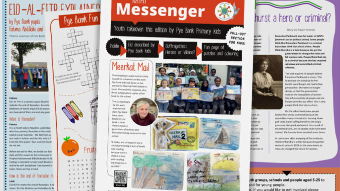 Pye Bank Mini Messenger