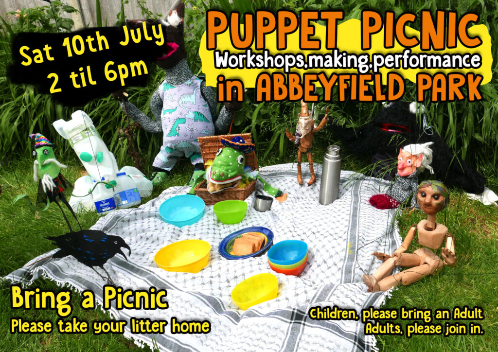 Puppet Picnic new date