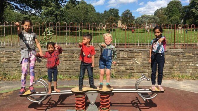 Abbeyfield Park Playground