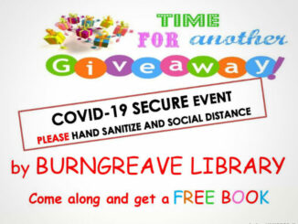 Book Giveaway August 2021