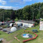 Adventure Playground new roof