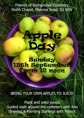 Apple Day Sunday 19th September