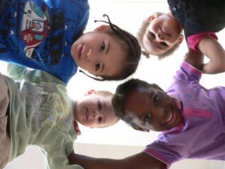 Ellesmere Children's Centre kids