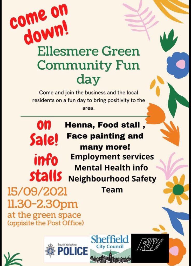 Ellesmere Green Community Fun Day