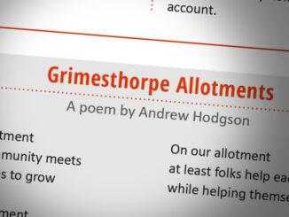 Grimesthorpe Allotments poem