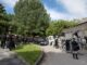 Miroslav's funeral parade.
